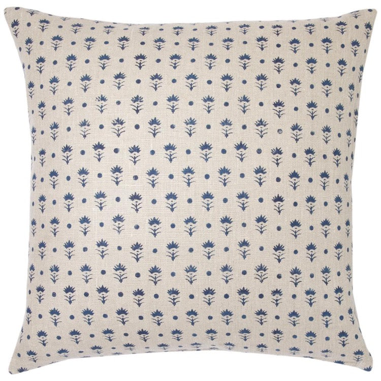 PILLOW IN MIRA - INDIGO