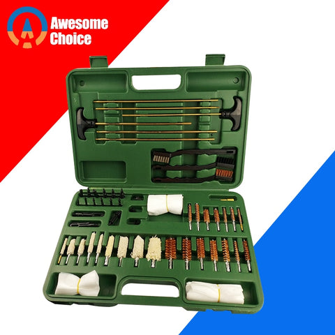 59 pcs Universal Gun Cleaning Kit