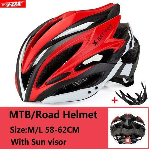 COLOUR Cycling Road Mountain Bike Helmet