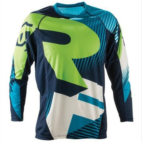 Lime RACE FACE Mountain Bike / off road MTB Jersey - cycling Victorious Active