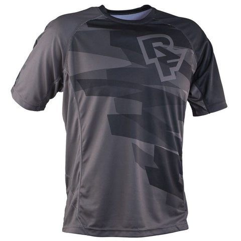 Grey RACE FACE Mountain Bike / off road MTB Jersey - cycling Victorious Active