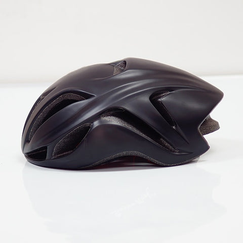 Black ULTRALIGHT EPS CYCLING HELMET FOR ROAD AND MOUNTAIN BIKE CYCLING - cycling Victorious Active