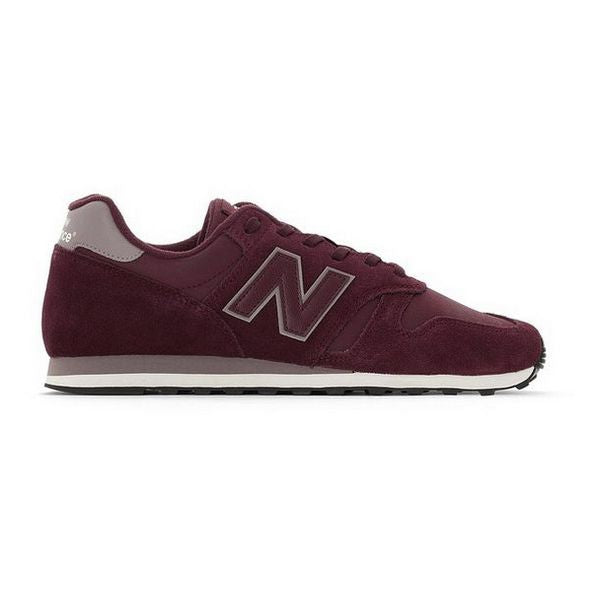 Casual Herensneakers New Balance ML373 BGM Bordeaux