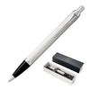 Metal Pen Ballpoint Parker IM - White CT