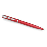 Metal Pen Ballpoint Waterman Allure - Red CT