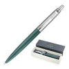 Metal Pen Ballpoint Parker Jotter XL - Matte Green CT