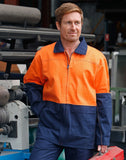 Hi-Vis Two Tone Work Jacket