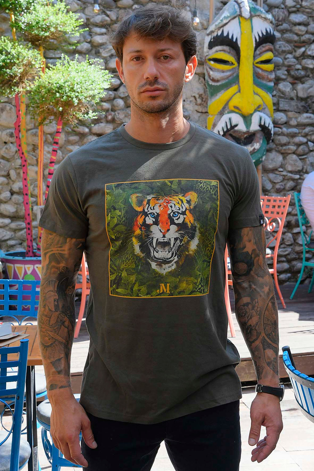 T-SHIRT JUNGLE JM