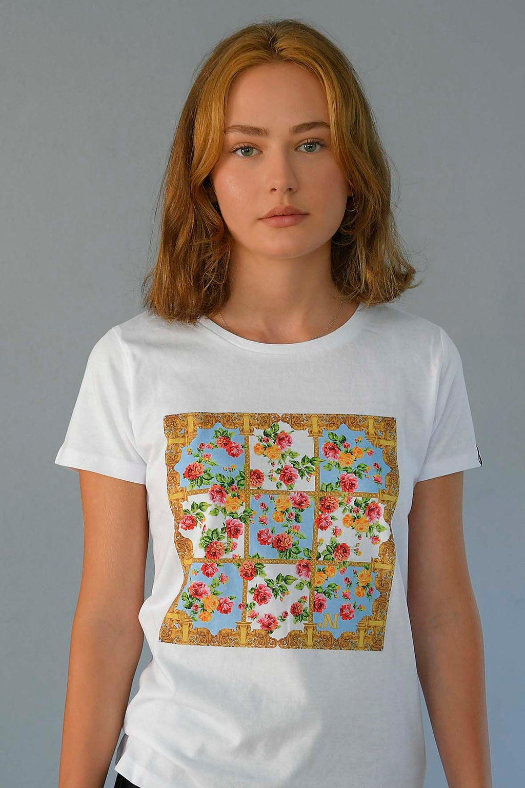 T-SHIRT ROSE GARDEN JM