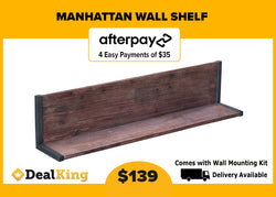 MANHATTAN WALL SHELF