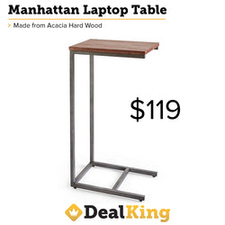 MANHATTAN LAPTOP TABLE