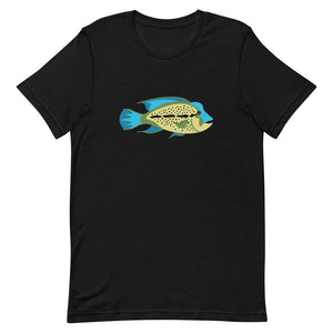 Wolf Cichlid Parachromis Dovii Guapote Rainbow Bass Shirt For Sale