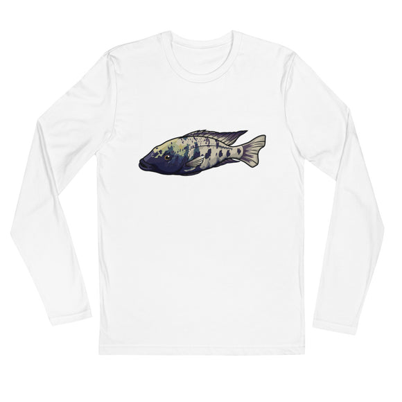 Fossochromis rostratus Long Sleeve Shirt | Wildstyle