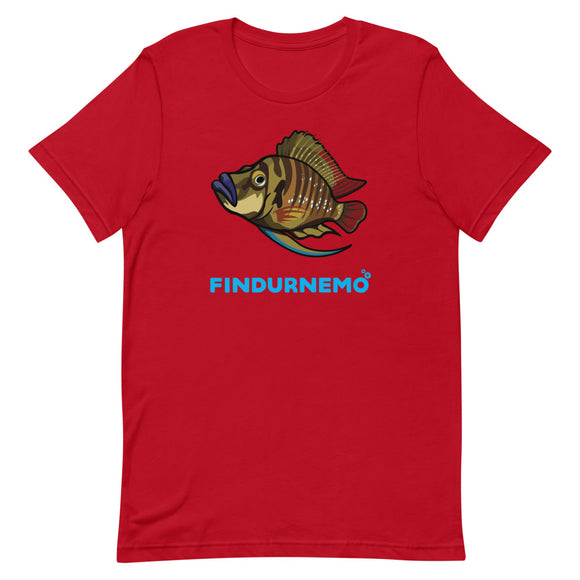 Altolamprologus compressiceps  T-Shirt | Red Fin Alto Comp