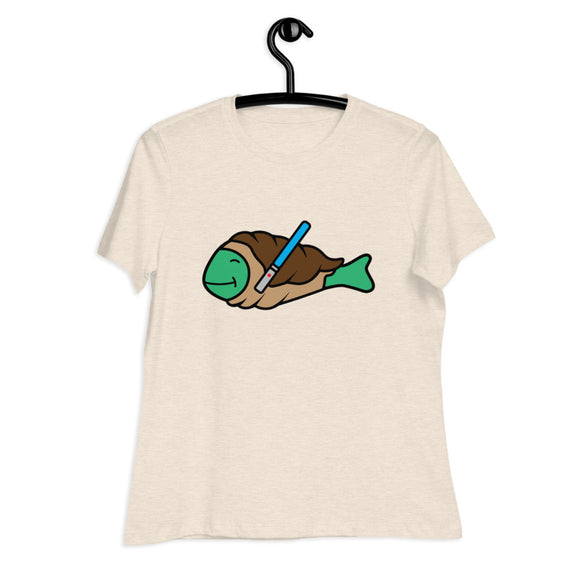 May the Fish (& 4th) Be With You ⁠Women's T-Shirt