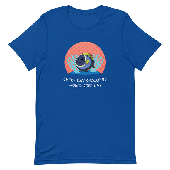Word Reef Day 2020 Limited Edition Short-Sleeve T-Shirt