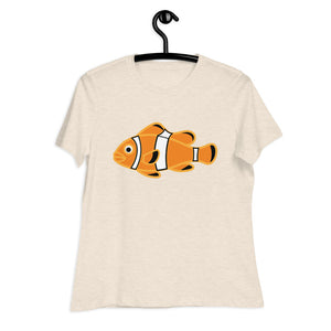 Clown Fish Toon Lagoon Women's T-Shirt