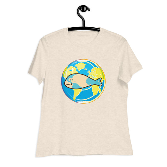 Nemo Planet Women's T-Shirt