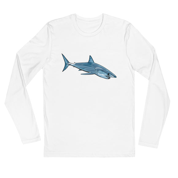 Mako Shark Long Sleeve Shirt