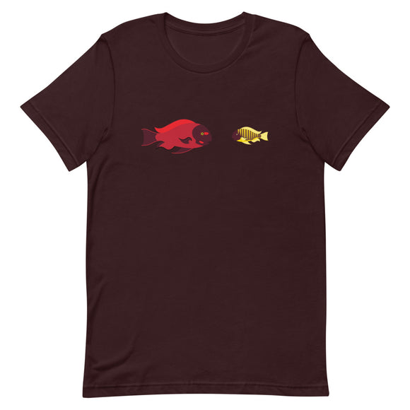 Tropheus sp. Red Chimba T-Shirt | 2D