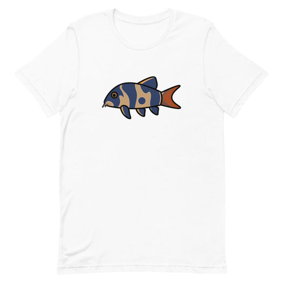 Clown Loach T-Shirt | Chromobotia macracanthus