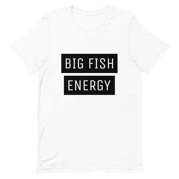 Big Fish Energy T-Shirt | Nemo