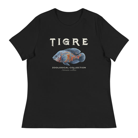 Tiger Oscar Women's T-Shirt | ZooCo