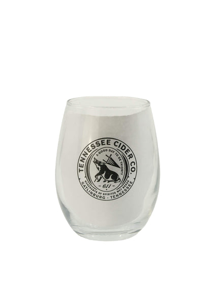 Tennessee Cider Co. Crystal Tumbler