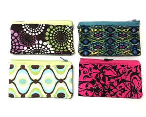 Zippered Change Purse fits in all coupon organizers