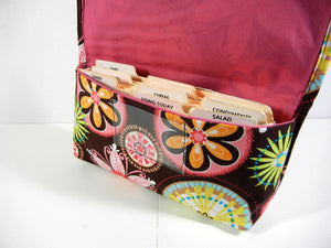 coupon Organizer Carnival Bloom