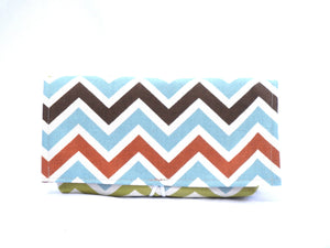 Coupon Caddy Holder Chevron