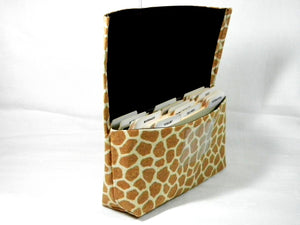 Coupon Organizer Giraffe