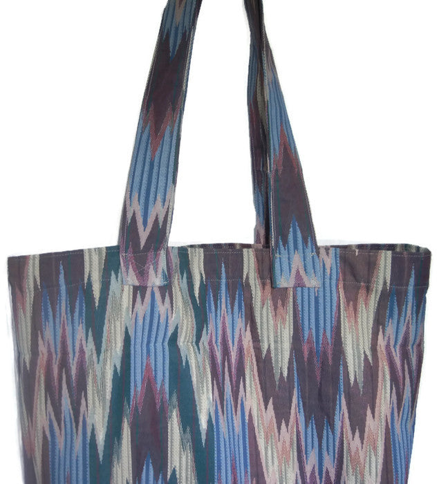 Upholstery tote