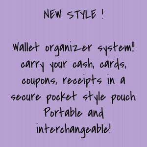 Build your own Wallet - Organizer Budget Couponing system in ONE