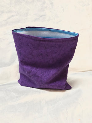 Reusable Sandwich bag Eco Friendly Purple