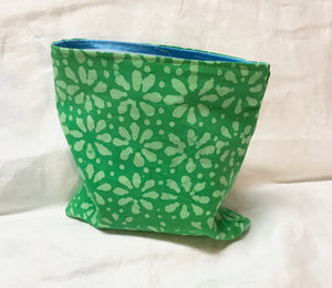 Reusable Sandwich bag Eco Friendly Green