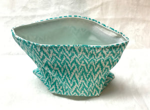Reusable Sandwich bag Eco Friendly Turquoise