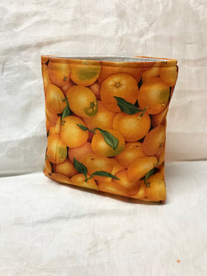 Reusable Sandwich bag Eco Friendly Oranges