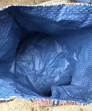 Recycle Bin Bag - Large Waterproof Bag to hold Recycled items