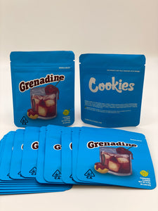Grenadine Cookies 3.5 gram