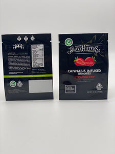 Heavy Hitters Strawberrygummies Edibles