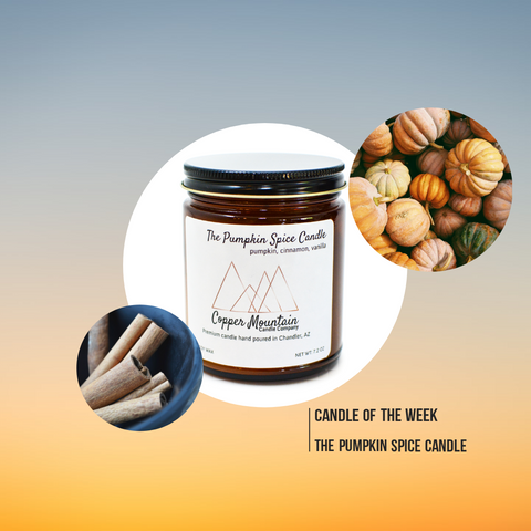 Candle of the week: The Pumpkin Spice Candle