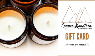 Copper Mount Candle Company E-gift Card