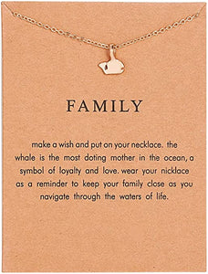 "PATCO ""FAMILY"" NECKLACE"