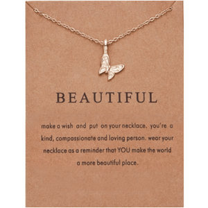 "PATCO ""BEAUTIFUL"" NECKLACE"