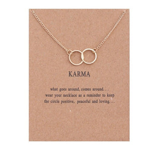 "PATCO ""KARMA"" NECKLACE"
