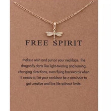 "Load image into Gallery viewer, PATCO ""FREE SPIRIT"" NECKLACE"
