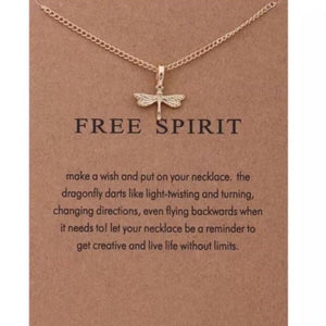 "PATCO ""FREE SPIRIT"" NECKLACE"