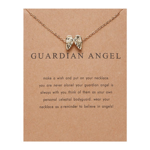 "PATCO ""GUARDIAN ANGEL"" NECKLACE"