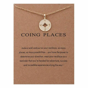 "PATCO ""GOING PLACES"" NECKLACE"